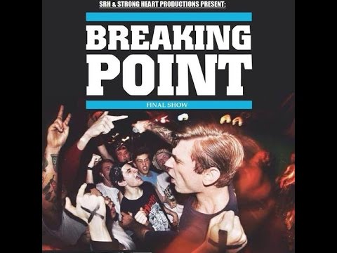 BREAKING POINT - FINAL SHOW   3-way multicam   Pit Cam 23/5/15