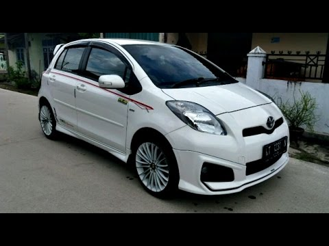 harga toyota yaris trd bekas all new alphard 3.5 q dijual 2013 matick putih samarinda hp 0852 4690 2754