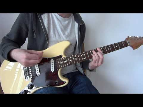 New York Dolls - Looking For a Kiss guitar cover