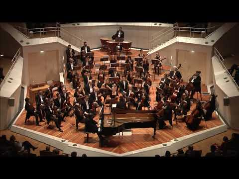 Mozart: Piano concerto No.21 - Philharmonie Berlin, Chamber Music Hall