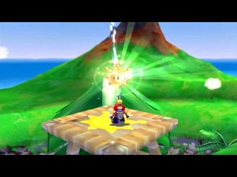 "Super Mario Sunshine - Part 31: ""Fluffy Ride"""