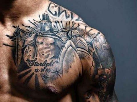 Значения всех татуировок на теле
