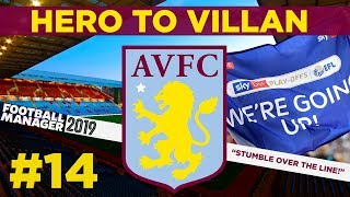 HERO TO VILLAN | PART 14 | BOUNCE BACK ABILITY  | Football Manager 2019