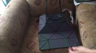 Lumilui reflective bag unboxing
