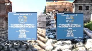 zotac geforce gtx 580 vs asus radeon 6970 radeon hd 6970 radeon hd 5870 soc