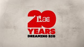 Happy 20th Anniversary ILAC!