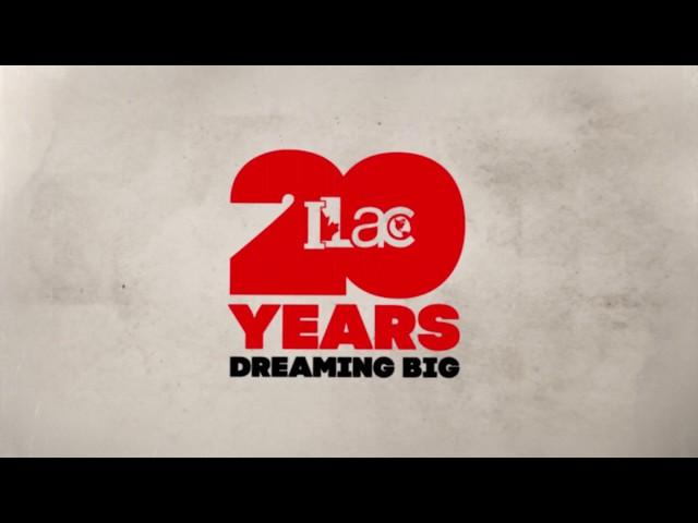 Happy 20th Anniversary ILAC!