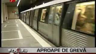 Metrou Stiri - Aproape de Greva