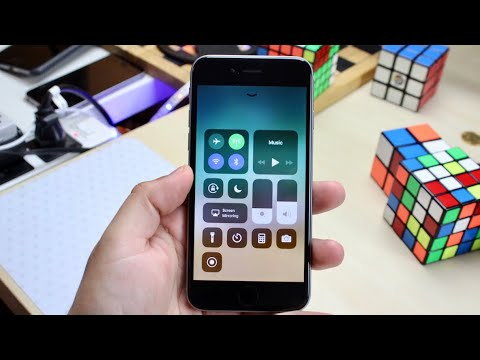 IOS 11.2 BETA 5  On IPHONE 6! (Review)