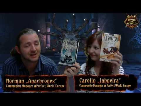 [DE] Let's Play Neverwinter #30 - Die Live Show mit Norman und Carolin
