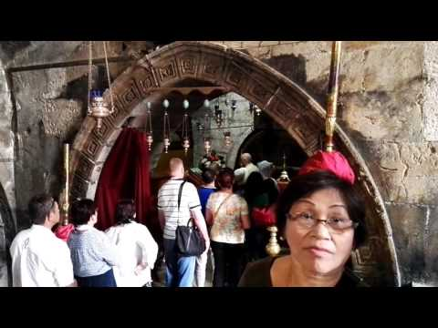 The complete story of the Tomb of the Virgin Mary, the Kidron Valley, Jerusalem