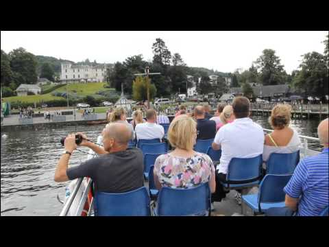Lake District - Windermere Lake Cruises