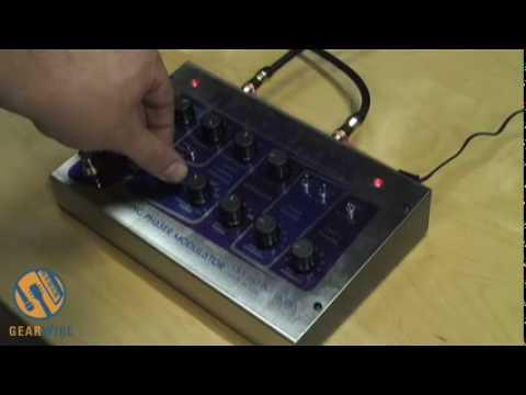 Tweaked Video: Electro-Harmonix Flanger Hoax