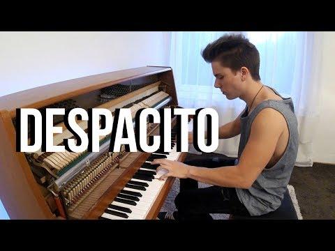 Despacito Piano Cover by Peter Buka