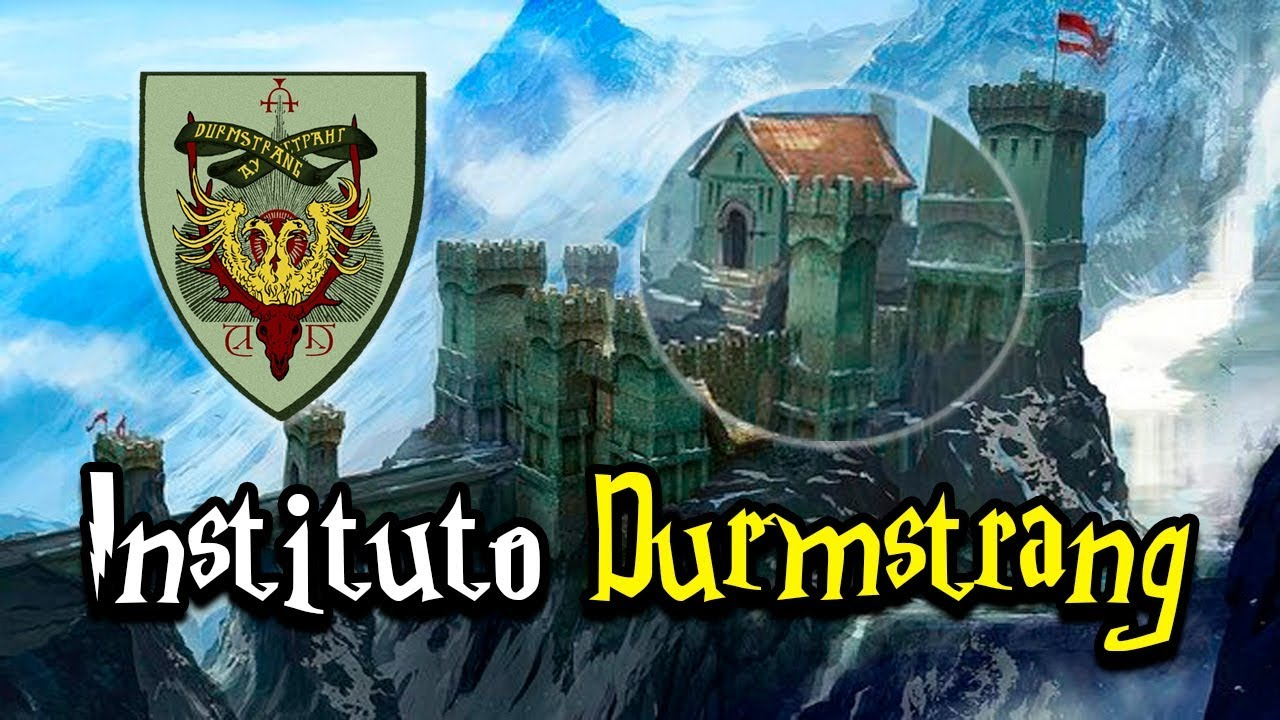 El Instituto Durmstrang El Unico Colegio Que Ensena Artes Oscuras Youtube Check out inspiring examples of durmstrang artwork on deviantart, and get inspired by our community of talented artists. el instituto durmstrang el unico colegio que ensena artes oscuras