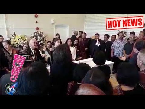 Hot News! Jelang Pemakaman Benny Panjaitan, Begini Suasana di Rumah Duka - Cumicam 26 Oktober 2017