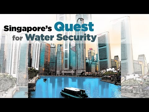 The Quest for Water Security