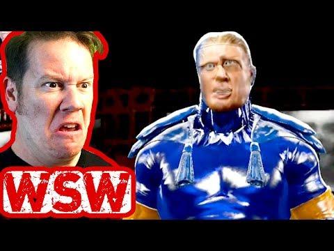 TOP NOTCH TO WSTEVEW?!?! (WWE 2K17 Gameplay)