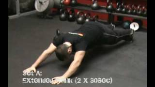 Kettlebell Boot Camp Workout #2