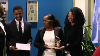 2016: AUC Woodruff Library Award Ceremony
