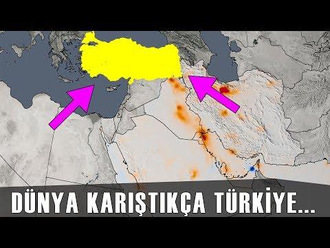 Dünya Petrol Yüzünden Çok Karışacak! Türkiye İse...
