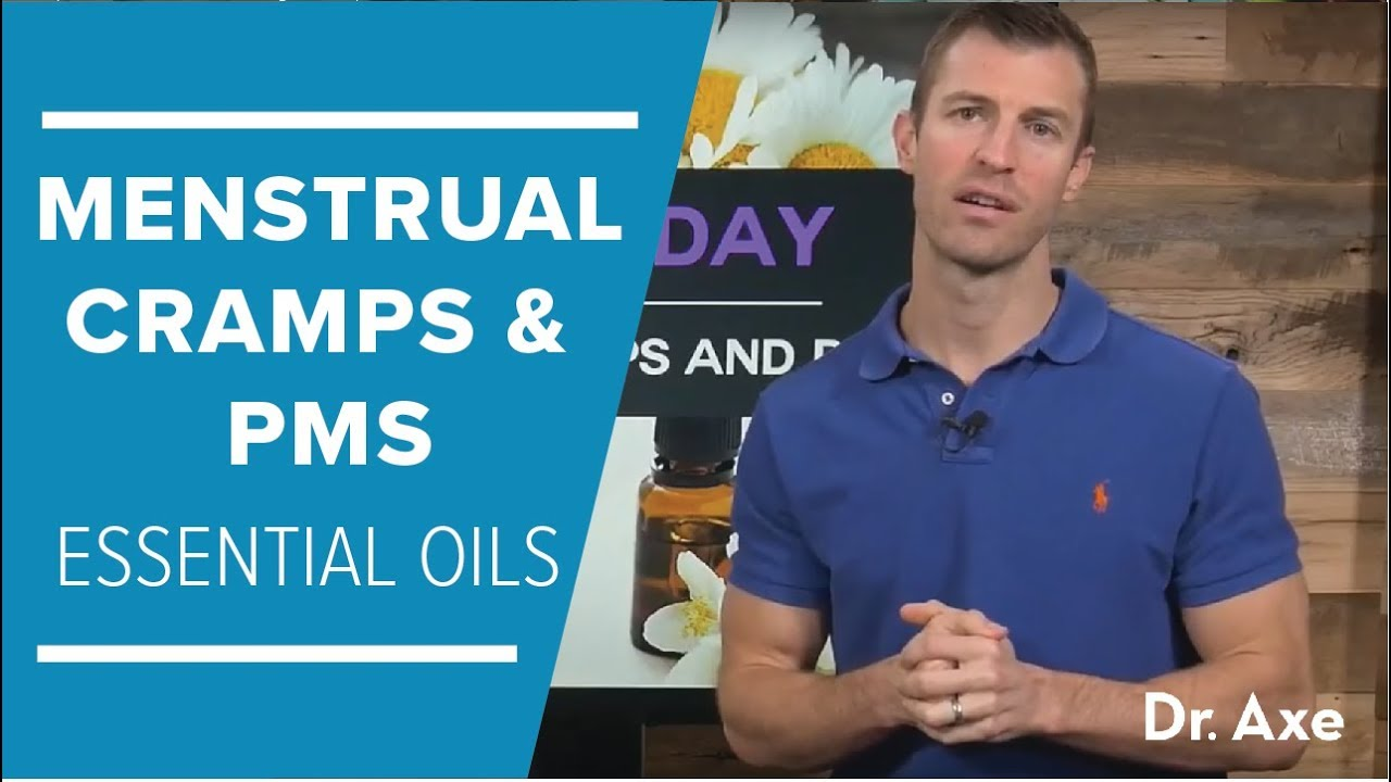 Essential Oils for Menstrual Cramps And PMS