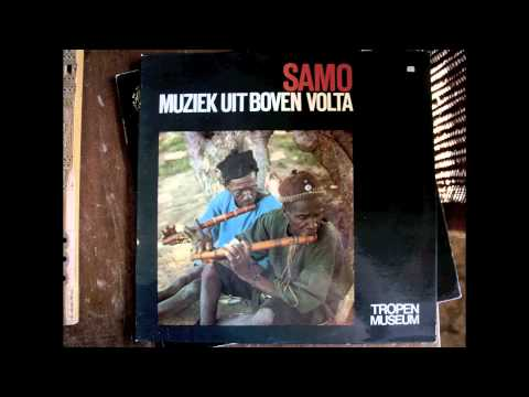 'I'm Glad For My Mother'  The Repulic Of Upper Volta Traditional Music