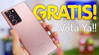El Samsung que Votes ¡¡¡GRATIS!!!