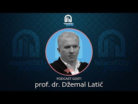 PODCAST 16 | GOST: PROF. DR. DŽEMAL LATIĆ