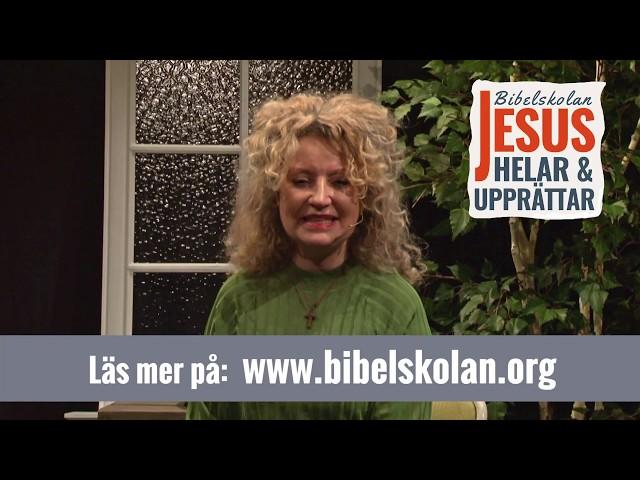 Sabina vittnesbörd från Arkens bibelskola Jesus Helar och Upprättar