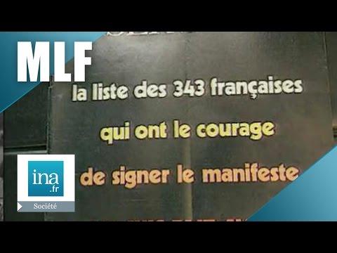 L'histoire du féminisme et du MLF | Archive INA