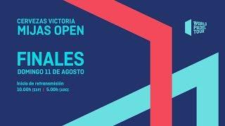Finales - Cervezas Victoria Mijas Open 2019 - World Padel Tour