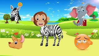 учить животных для малышей - животные для детей - видео развивающее #39