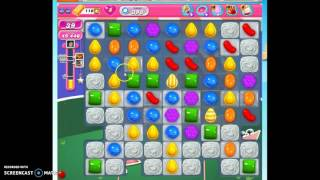 Candy Crush Level 398 w/audio tips, hints, tricks