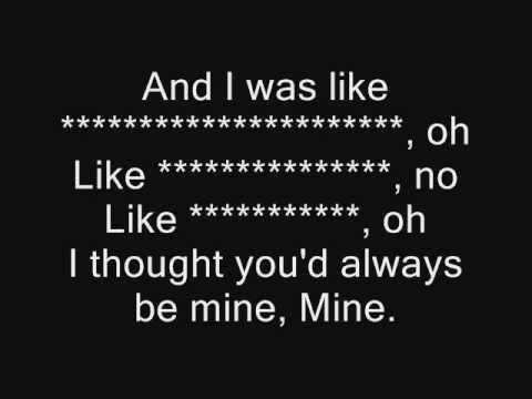 should music lyrics be censored