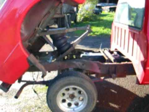 Ford Ranger Air Spring Dump Truck Youtube