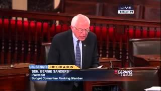 Bernie Sanders: Jobs, Not Jails (6/9/2015)