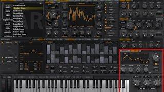 Vengeance Producer Suite - Avenger - Tutorial Video 6: MODMATRIX LFO