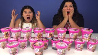 Don't Choose the Wrong Ice Cream Slime Challenge