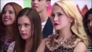 Soy Luna & Violetta Szenen die ähnlich sind #5