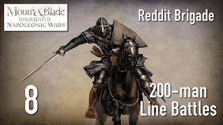 M&B Napoleonic Wars: Line Battle Pt. 8 - Giving away M&B Collection on Steam