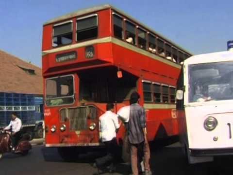 BOMBAY MUMBAI BEST BUSES OF 1998