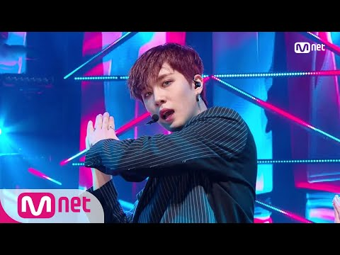 [KIM DONG HAN - Good Night Kiss] KPOP TV Show | M COUNTDOWN 181108 EP.595