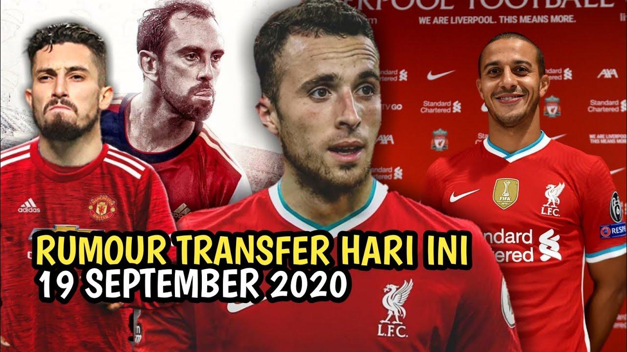 Diogo Jota Ke Liverpool ⚫️Alex Telles Ke Manchester United - berita bola terbaru hari ini