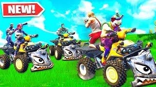 NEW QUADCRASHER ATV GAMEPLAY! NEW FORTNITE UPDATE SEASON 6