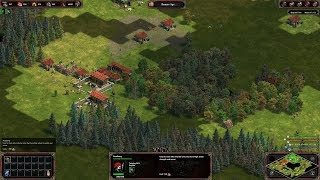 Age of Empires: Definitive Edition - 3v3 RM Macedonians Highlands - eartahhj - 04/09/2019