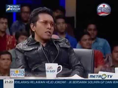 Mata Najwa 28 Mei 2014 - Adian Napitupulu VS Ahmad Yani (Prabowo atau Jokowi)