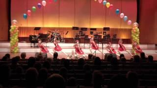 Танцевальная группа ЧИПОЛЛИНО. Видео 7.(Шанс молодым.Большая гильдия.Рига, 21.11.2010.БАБОЧКА., 2011-02-10T19:01:02.000Z)