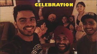 Mtv ROADIES XTREAM WINNER Kashish Celebrating With Ex Roadies