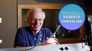 Intervista a Roberto Chevalier - Roba da Doppiatori